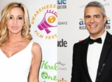 'RHOBH' Alum Camille Grammer Accuses Andy Cohen of Trying to Paint Her as a Two-Faced Person