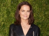 Katie Holmes Walks Arm in Arm With Mystery Man in Milan After Jamie Foxx Split