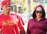 Amber Rose Gives Birth to First Child With BF AE - See Photo of Baby Boy