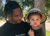 Travis Scott Likens Daughter Stormi to Battery Post-Kylie Jenner Split