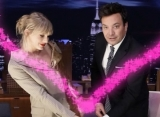Jimmy Fallon Says Taylor Swift Has No Hard Feelings Despite Being Blindsided by Banana Video