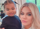 Khloe Kardashian Accused of Photoshopping Daughter True in This Post: It's 'Terrifying'