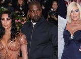 Kim Kardashian Trashed Kris Jenner's Met Gala Look, Said Kanye West 'Might Have a Heart Attack'