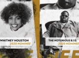 Rock and Roll Hall of Fame 2020: Whitney Houston and Notorious B.I.G. Among Nominees