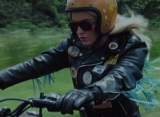 Katy Perry Is Badass Lady Biker in 'Harleys in Hawaii' Music Video
