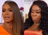 'Basketball Wives': Evelyn Lozada Laughs After Being Confronted by OG Over Afro-Latina Claims