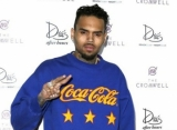 Chris Brown's New Flaming Hairstyle Draws Negative Responses