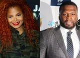 Did Janet Jackson Just Shade 50 Cent by Doing This?