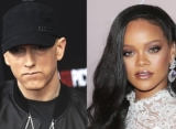 Eminem Claims Relationship With Rihanna Is 'Great' After Diss Track Leaks in Full