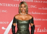 Laverne Cox Almost Bares All in Sheer Dress at 'Charlie's Angels' Premiere