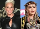 Brigitte Nielsen Slapped Madonna and Then Slept With Sean Penn to Get Revenge