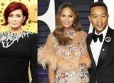 Sharon Osbourne and Chrissy Teigen Feuding Over John Legend's 'Baby, It's Cold Outside' Remake