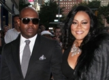 'Happy' Lela Rochon Makes First Smiley Appearance With Antoine Fuqua After Kissing Scandal