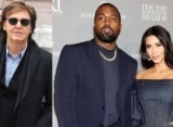 Paul McCartney Recalls Seeing Kanye West 'Scrolling Through' Kim Kardashian's Images