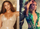 Beyonce Accused of Copying Jennifer Lopez Over 'Dollar Bill' Clutch Bag - Beyhive Reacts!