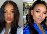 Chris Brown's Rumored Baby Mama Ammika Harris Shuts Down Comparison to His Ex Karrueche Tran