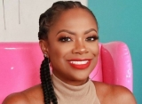 Kandi Burruss Kicks Step-Daughter Out of Her Big Home to Make Room for Unborn Baby