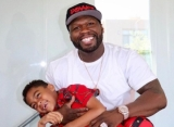 50 Cent Left Flustered by Son's Christmas Wish