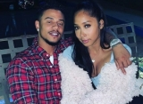 Apryl Jones Accused of Cheating on Lil Fizz After Spotted Cozying Up to Another Rapper