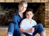 Selma Blair Crying Amid Backlash Over Her Video With Son Arthur