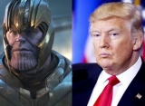 Thanos Creator Calls It 'Sick' After Trump Compares Himself to the 'Mass Murderer'