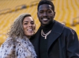 NFL Star Antonio Brown's Ex Threatens to Expose Him After He Vows Not to Date White Woman Again