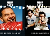 slowthai and The 1975 Collect Multiple Nominations at 2020 NME Awards
