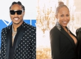 Report: Future Spotted Clubbing With Lori Harvey's Mom Marjorie Look-Alike