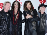 Joey Kramer Reunites With Aerosmith at MusiCares Gala to Accept Award