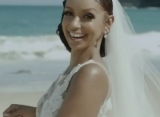 Mya Finally Reveals Whom She's Married to in Wedding Video