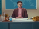 Niall Horan Channels Ron Burgundy to Reveal 'Heartbreak Weather' Tracklist