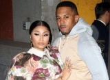 Nicki Minaj Pregnant? Husband Calls Himself a 'Dad' While Rubbing Her Stomach