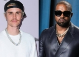 Justin Bieber Makes Surprise Performance at Kanye West's Sunday Service