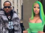 Safaree Samuels Lashes Out at Troll for Mentioning Nicki Minaj's name