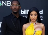 Cheating Again? Offset Seen Hiding His Phone When Cardi B Enters His Room