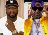 50 Cent Drags Jim Jones in Response to Tekashi69's Possible Early Prison Release