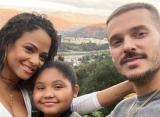 Christina Milian's Beau Matt Pokora Slammed for Comparing Her Daughter's Bantu Knots to Coronavirus