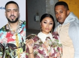 Report: French Montana Dating Ex-GF of Nicki Minaj's Husband Kenneth Petty