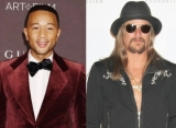 John Legend and Kid Rock Join Stars to Pay Tribute to Late Bill Withers