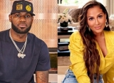 LeBron James Allegedly Was Engaged to Adrienne Bailon and Cheated on Her