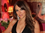 Elizabeth Hurley: I Was Burnt Very Badly by Service Station Robbery