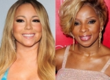Mariah Carey and Mary J. Blige Among Celebrities Present at Andre Harrell's Funeral Service