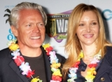 Lisa Kudrow Leaves Husband in Palm Springs Ahead of 25th Wedding Anniversary