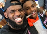LeBron James' Son Not Impressed When Asked If He'd Date Dwyane Wade's Transgender Daughter
