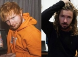 Ed Sheeran Back in Studio to Work With Jeremy Loops