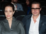 Brad Pitt Spotted Visiting Angelina Jolie's House for the First Time Since Divorce