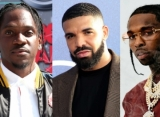 Report: Pusha T Takes Aim at Drake in Track Left Off Pop Smoke's Album