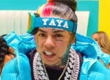 6ix9ine Surrounded by Scantily-Clad Women in Steamy 'Yaya' Music Video