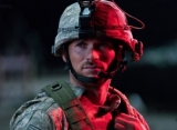 Scott Eastwood Filming War Movie 'The Outpost' With Broken Ankle