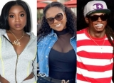 Lil Wayne's Daughter, Torrei Hart Throw Shades at Him and 50 Cent Over Black Women Comment